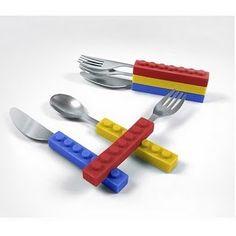 SET CUBIERTOS LEGO