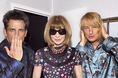 Exclusive Scoop: Derek Zoolander Out of Fashion?! - Daily Front Row - http://fashionweekdaily.com/exclusive-scoop-derek-zoolander-fashion/