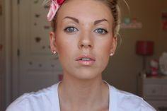 Sam Schuerman: Quick Makeup: Glowy & Fresh!