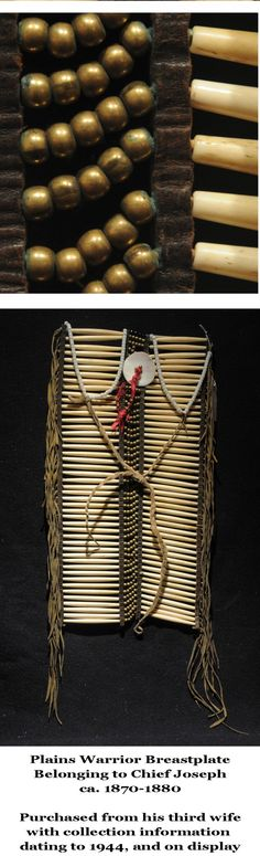 Bone trade bead breast plate! Bob Coronato - American Indian