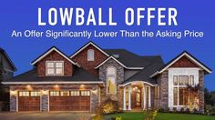 """The process of selling a home can include a certain amount of frustration, especially when a """"lowball"""" offer is presented to the seller. Click to learn how to deal with lowball offers: http://fmrealestateupdate.com/dealing-with-lowball-offers/ --- Berkshire Hathaway HomeServices Premier Properties 