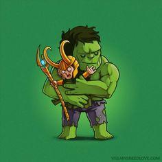 #Hulk #Fan #Art. (HULKS-Need-Love- Too #19) By: Nacho Diaz. (THE * 5 * STÅR * ÅWARD * OF: * AW YEAH, IT'S MAJOR ÅWESOMENESS!!!™)[THANK Ü 4 PINNING!!!<·><]<©>ÅÅÅ+(OB4E)          https://s-media-cache-ak0.pinimg.com/564x/8a/44/8f/8a448f95d8fc37a8dcc87f3ccb31de92.jpg