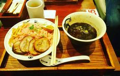 Menya musashi chashu Tsukemen with Sakura noodles last Thursday for nights out where I was so hungry I managed to eat 5x noodles hmmm #food #foodfood #foodfoodfood #foodpics #fotd #foodoftheday #foodie #foodpicoftheday #insta #instapic #instafood #instafoodie #japanese #noodles #tsukemen by shroudedshadows