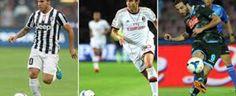 La caduta delle grandi: debutto amaro per Juve, Milan e Napoli