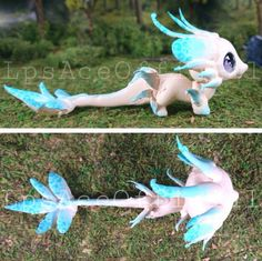 Lps ace official dragon coustom
