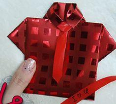 Envoltura de regalo original