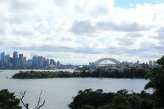 View from Taronga Zoo