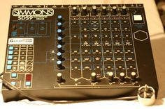 MATRIXSYNTH: Simmons SDS9 Electronic Drum Synth/Brain with Midi...
