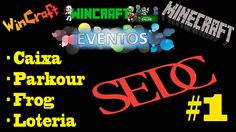 MINECRAFT - EVENTO SEDC #1 (Super Evento Drop Combo)