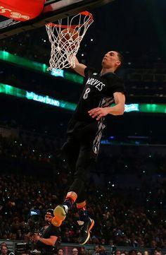 Zach Lavine - Slam Dunk 2015 Champion