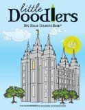 This is why I love being Mormon -  Little Doodlers Dry Erase Coloring Book - LDS Edition / http://www.mormonproducts.net/?p=372