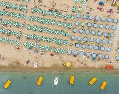 Bernhard Lang Aerial Views