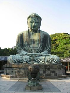 Koutokuin Great Buddha 高徳院 大仏銅像