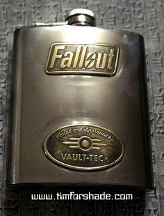http://timforshade.deviantart.com/art/Fallout-Vault-Tec-flask-525819930