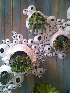 I wonder if I could make something like this with concrete?
