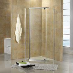 "36"" Lexi Neo-Angle Corner Shower Enclosure"