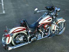 Classic Harley Davidson, Harley Davidson Sportster, Harley Bikes, Custom Harleys, Cool Trucks, Cool Bikes, Motorbikes, Touring, Motorcycle Paint