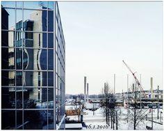 Tampere-Ratina-heijastus