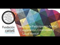 Vídeo informativo para promocionar la II Edición de Talleres de Participación Social, Cooperación, Creatividad y Salud Mental que organiza la Fundación Cattell Psicólogos. Este año +talleres, + formación, +creatividad, + cooperación. Totalmente gratuitos.
