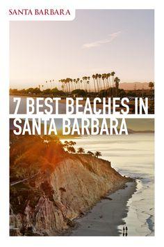 Places In California, California Coast, California Travel, Vacation Places, Vacation Spots, Santa Barbara Beach, Santa Barbara California, Oregon, Beautiful Places To Travel