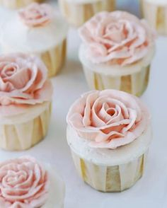 From the archives: Grapefruit Cupcakes with Honeyed Italian Meringue. Because @betterhomesandgardens just made me realize it's #nationalgrapefruitmonth!