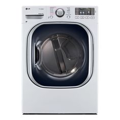 Shop LG Appliances LG DLEX4270W 7.4-cu ft Electric Dryer Steam Cycles (White) at Lowe's Canada. Find our selection of dryers at the lowest price guaranteed with price match + 10% off.