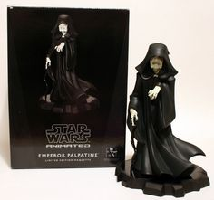 Emperor Palpatine Animated Maquette 001 by jasontd78, via Flickr