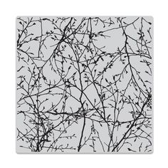 The Branches Bold Prints Cling Stamp Creates Stylish Naturalistic Background Designs For Your Creative Paper