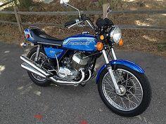 kawasaki 750 triple | 1972 Kawasaki H2 750 Triple