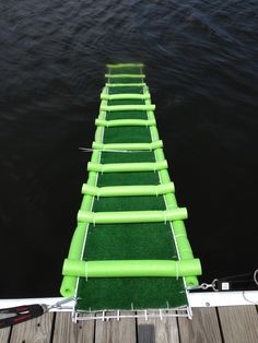 How to make a dog ramp boating stuff pinterest dog ramp dog diy doggie ramp for docks solutioingenieria