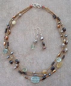 beading bracelets ideas | vintage metal seed beads pewter bali style beads silver wire bead ...