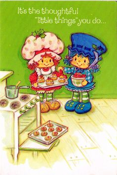 Why does Strawberry have a holly leaf in her hat?