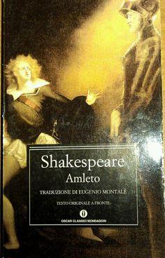 Un classico come questo, non si può non leggere almeno una volta nella vita... #Shakespeare #Amleto