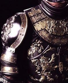 Badass Knight Armor