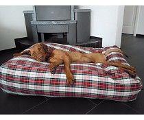 Dog's Companion® Hondenbed superlarge dress stewart