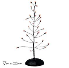 Item Number: 56.53273 Materials: Steel, Plastic, LED Dimensions: 11.50 x 11.25 x 8.00 inches Weight: 0.60 lb Use Department 56 Cross Product accessories to enhance your Village display. This lighted t