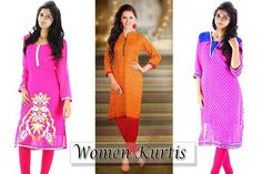 Look Smart & Stylish With These Beautiful #Kurtis Starts at Rs.399/- Only Shop Now >> http://ealpha.com/kurta-kurtis-/269?utm_source=Ealpha&utm_medium=Promotion&utm_campaign=Promotion