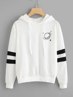 hoodie outfit school PIN AU Hoodies 20180416 E Teenage Outfits, Teen Fashion Outfits, Outfits For Teens, Girl Outfits, Dress Outfits, Tomboy Outfits, Shirts For Teens, Emo Outfits, Fashion Dresses