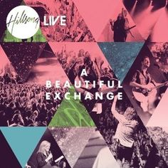 music, album covers, graphic design, cover design, lyric, hillsong live, color, forev reign, beauti exchang