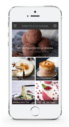 New App Template on App Design Served
