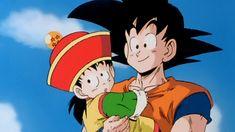ドラゴンボールZ (Dragon Ball Z) - Goku and Gohan. Dragon Ball Z, Goku And Gohan, Son Goku, Kaneki, Dbs Gohan, Akira, Majin Boo, Goku And Chichi, Yuyu Hakusho