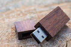 8GB USB Flash Driver wooden usb stick.