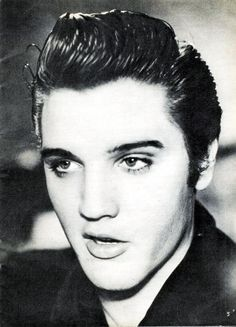 Elvis. He just didn't realize how loved he was; all the great ones don't. Elvis was always humble, sweet, never saw the enormity of who he was. He was beautiful. They don't make men like that anymore.