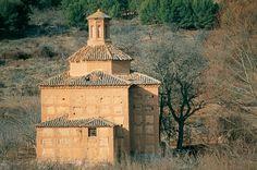 Ermita de la Virgen de la Vega. Aragón (Spain)