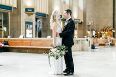 Bride in THEIA gown