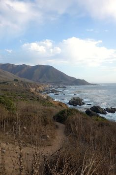 My 7 Favorite Spots from San Francisco to Los Angeles Big Sur Coastline, Highway 1, San Francisco, Lifestyle, Places, Water, Outdoor, Gripe Water, Outdoors