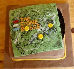 Stone Roses album cake