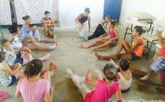 Moradores do bairro Piratininga recebem cursos gratuitos | Infotau Vale