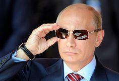 ❥ Putin Ascends On World Stage As Obama Lets America's Light Go Dim