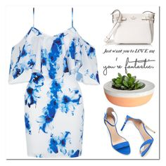 """""""vogue#5"""" by perfectgirll ❤ liked on Polyvore featuring Zara, New Look, Kate Spade, Summer, tuesday and styling"""